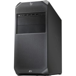 HP Z4 G4 Workstation - 1 x Xeon W-2245 - 64 GB RAM - 2 TB HDD - 1 TB SSD - Mini-tower - Black