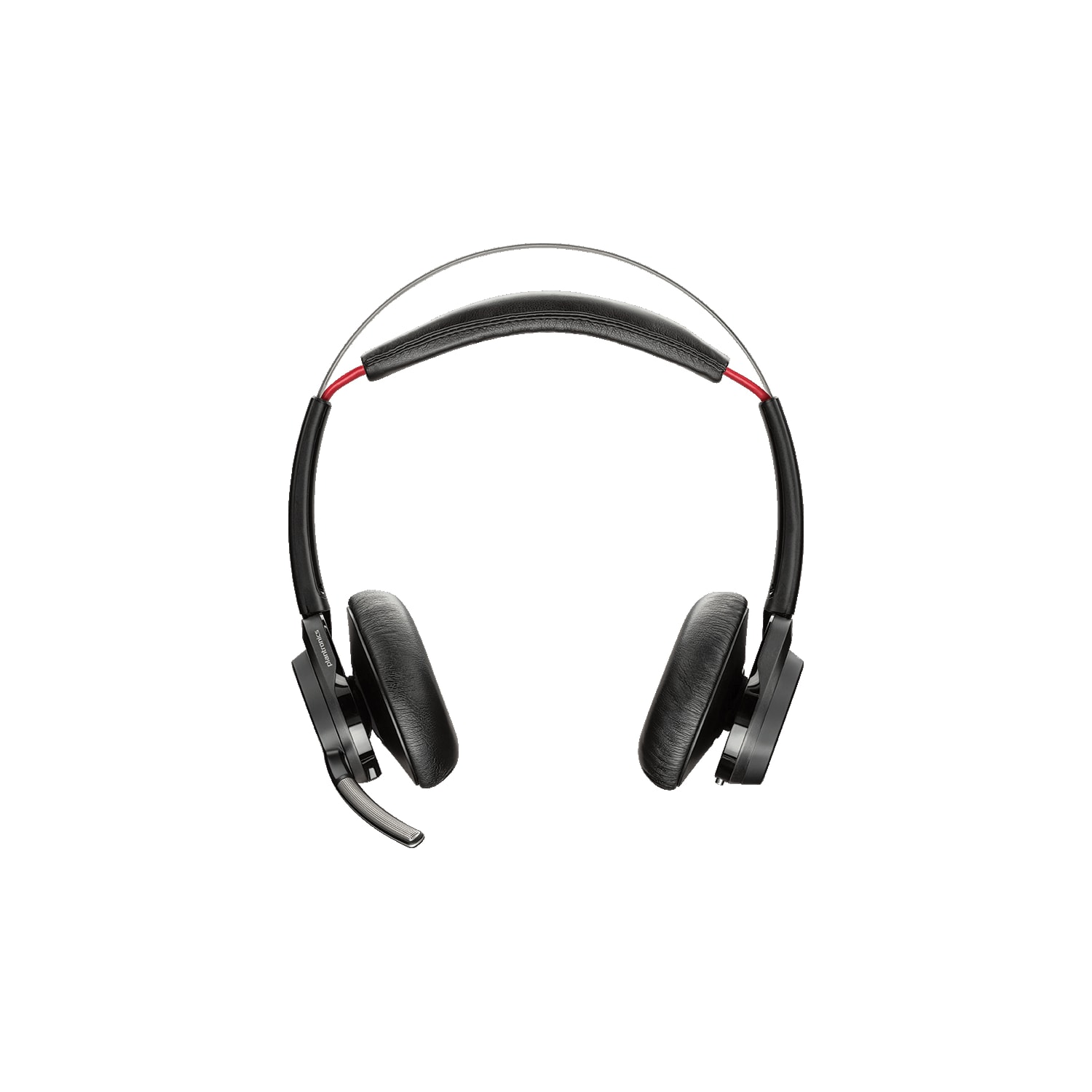 998a7ce19e4 Plantronics Voyager Focus UC B825-M Wireless Bluetooth Stereo Headset - Over -the-