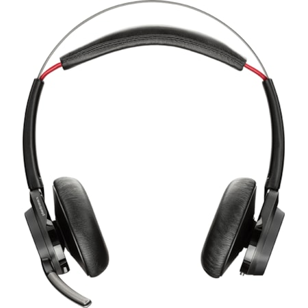 Poly Plantronics Voyager Focus Uc B825 Oth Stereo Anc BT Usb-A, W/Stand