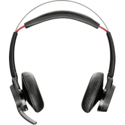 Plantronics Voyager Focus UC B825-M Wireless Over-the-head Stereo Headset