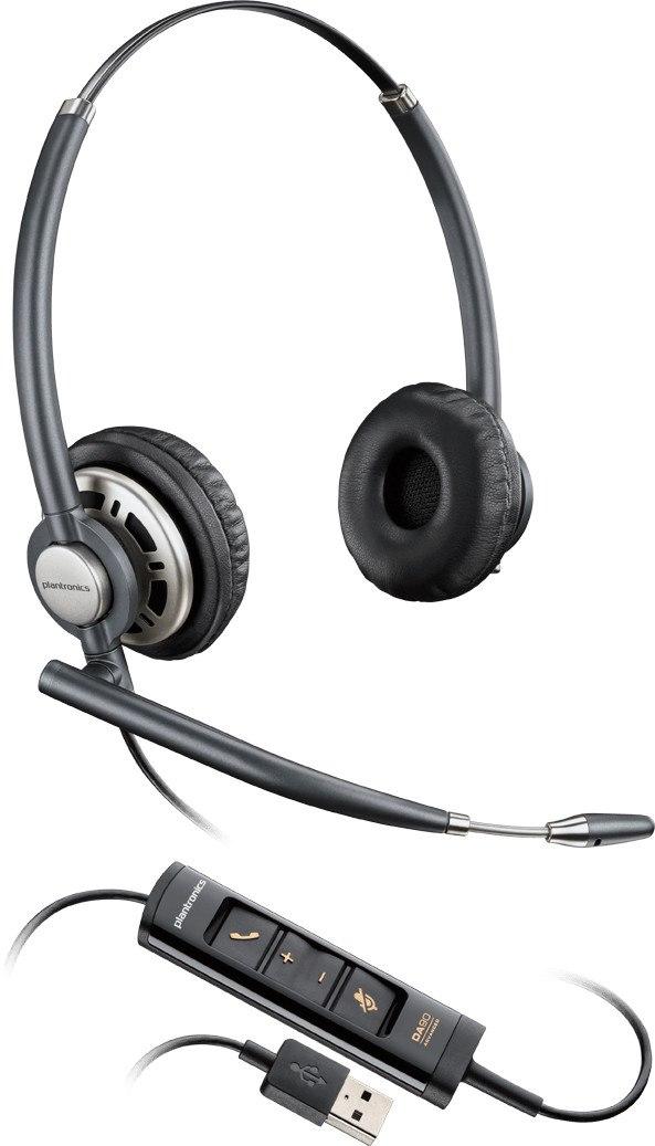 buy plantronics encorepro hw725 usb wired stereo headset