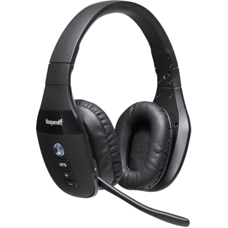 BlueParrott S450-XT Wired/Wireless Bluetooth 36 mm Stereo Headset - Over-the-head - Supra-aural