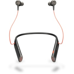 Plantronics Voyager Wireless Earbud, Behind-the-neck Stereo Earset - Black