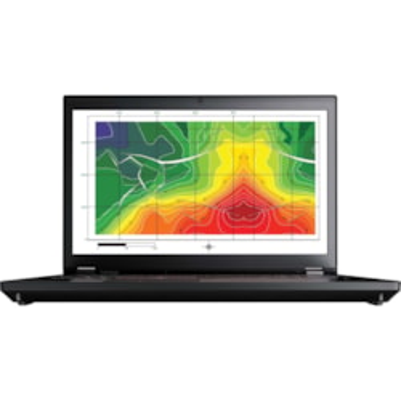 """Lenovo ThinkPad P71 20HKS0DT00 43.9 cm (17.3"""") Mobile Workstation - 1920 x 1080 - Xeon E3-1505M v6 - 16 GB RAM - 1 TB HDD - 256 GB SSD - Black"""