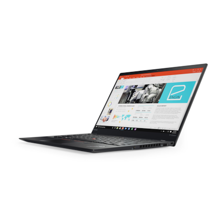 "Lenovo ThinkPad X1 Carbon 5th Gen 20HR000VAU 35.6 cm (14"") LCD Ultrabook - Intel Core i5 (7th Gen) i5-7200U Dual-core (2 Core) 2.50 GHz - 8 GB LPDDR3 - 256 GB SSD - Windows 10 Pro 64-bit - 1920 x 1080 - In-plane Switching (IPS) Technology"