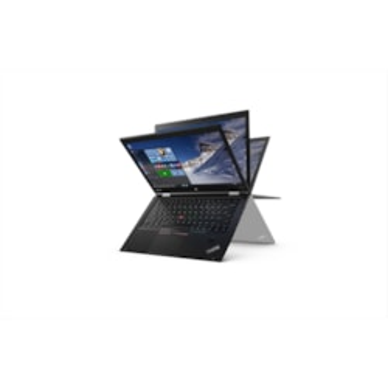 "Lenovo ThinkPad X1 Yoga 20JDA00CAU 35.6 cm (14"") Touchscreen LCD 2 in 1 Ultrabook - Intel Core i7 (7th Gen) i7-7500U Dual-core (2 Core) 2.70 GHz - 8 GB LPDDR3 - 256 GB SSD - Windows 10 Pro 64-bit - 1920 x 1080 - In-plane Switching (IPS) Technology - Convertible"