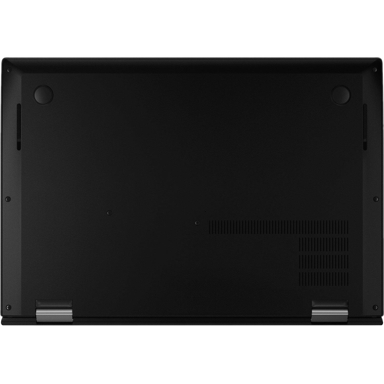"Lenovo ThinkPad X1 Carbon 6th Gen 20KH000FAU 35.6 cm (14"") LCD Ultrabook - Intel Core i5 (8th Gen) i5-8250U Quad-core (4 Core) 1.60 GHz - 8 GB LPDDR3 - 256 GB SSD - Windows 10 Pro 64-bit - 1920 x 1080 - In-plane Switching (IPS) Technology - Black"