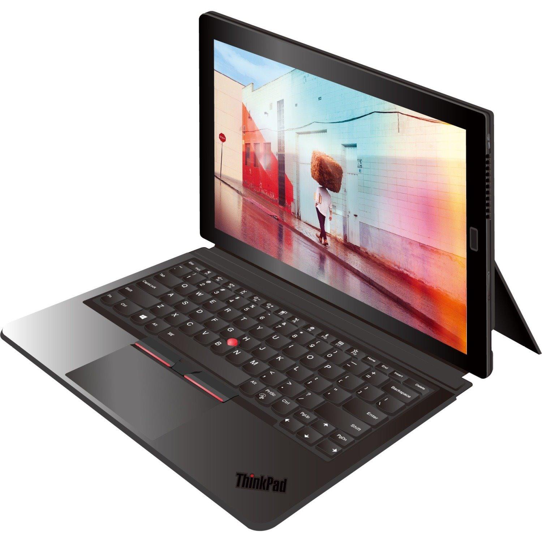 "Lenovo ThinkPad X1 Tablet 3rd Gen 20KK001KAU 33 cm (13"") Touchscreen 2 in 1 Notebook - 3000 x 2000 - Intel Core i5 (8th Gen) i5-8250U Quad-core (4 Core) 1.60 GHz - 8 GB RAM - 256 GB SSD - Black"