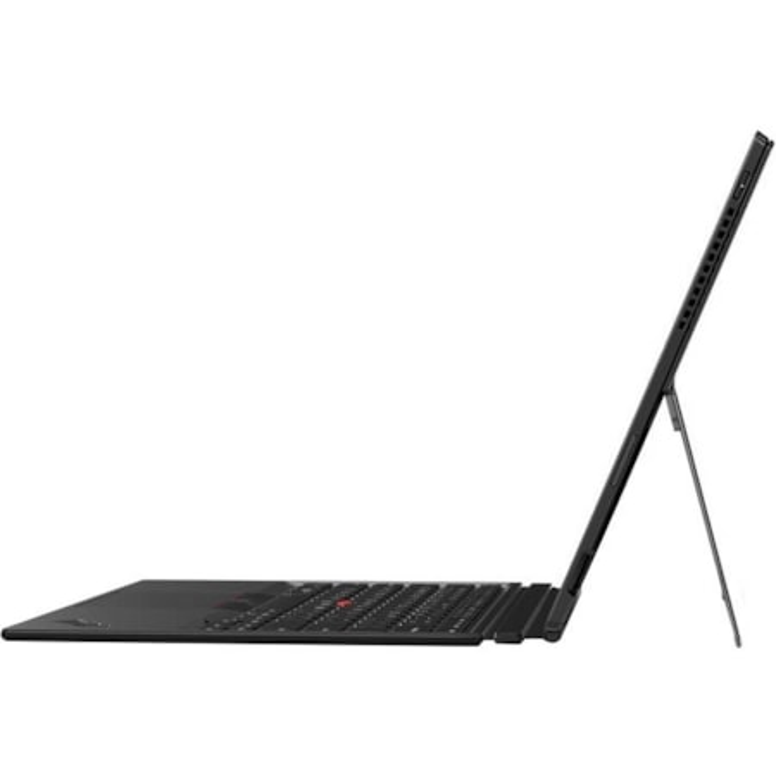 "Lenovo ThinkPad X1 Tablet 3rd Gen 20KKA000AU 33 cm (13"") Touchscreen LCD 2 in 1 Notebook - Intel Core i5 (8th Gen) i5-8250U Quad-core (4 Core) 1.60 GHz - 8 GB DDR4 SDRAM - 256 GB SSD - Windows 10 Pro 64-bit - 3000 x 2000 - In-plane Switching (IPS) Technology - Black"