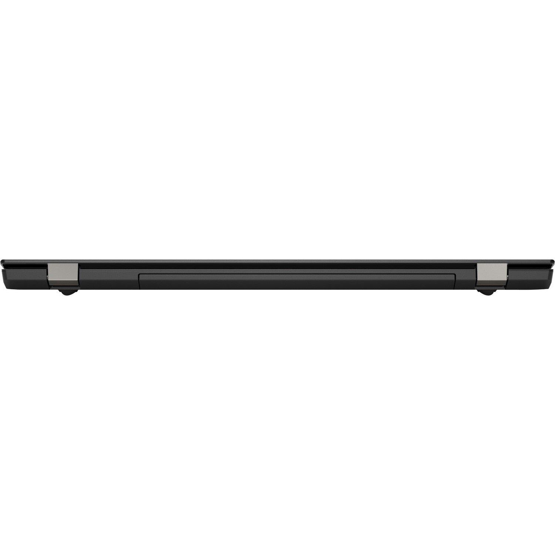 "Lenovo ThinkPad T580 20L90037AU 39.6 cm (15.6"") Touchscreen LCD Notebook - Intel Core i7 (8th Gen) i7-8550U Quad-core (4 Core) 1.80 GHz - 8 GB DDR4 SDRAM - 256 GB SSD - Windows 10 Pro 64-bit - 1920 x 1080 - In-plane Switching (IPS) Technology - Graphite Black"