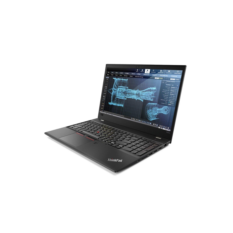 "Lenovo ThinkPad P52s 20LBS00200 39.6 cm (15.6"") LCD Mobile Workstation Ultrabook - Intel Core i7 (8th Gen) i7-8650U Quad-core (4 Core) 1.90 GHz - 8 GB DDR4 SDRAM - 256 GB SSD - Windows 10 Pro 64-bit - 1920 x 1080 - In-plane Switching (IPS) Technology - Graphite Black"