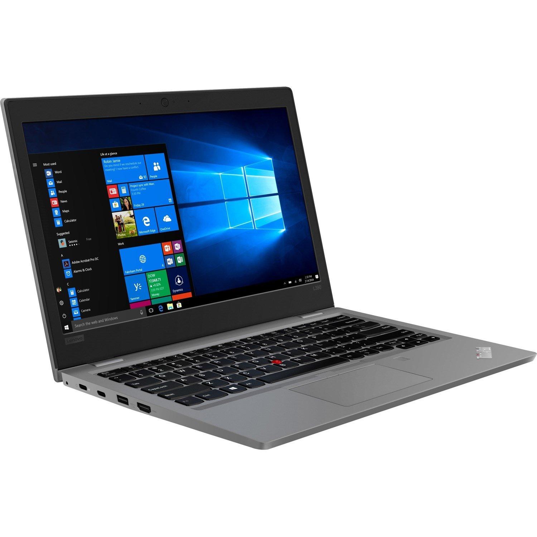 """Lenovo ThinkPad L390 20NRS00S00 33.8 cm (13.3"""") Notebook - 1920 x 1080 - Core i7 i7-8565U - 8 GB RAM - 512 GB SSD - Mineral Silver"""
