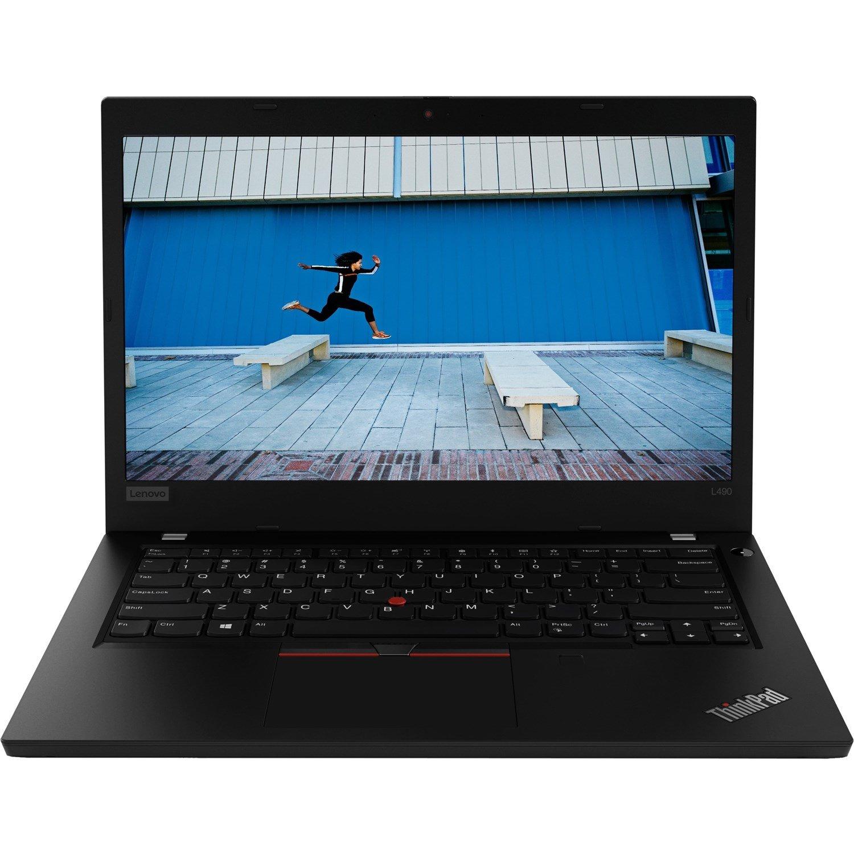 """Lenovo ThinkPad L490 20Q5S01400 35.6 cm (14"""") Notebook - 1920 x 1080 - Core i7 i7-8565U - 8 GB RAM - 256 GB SSD"""