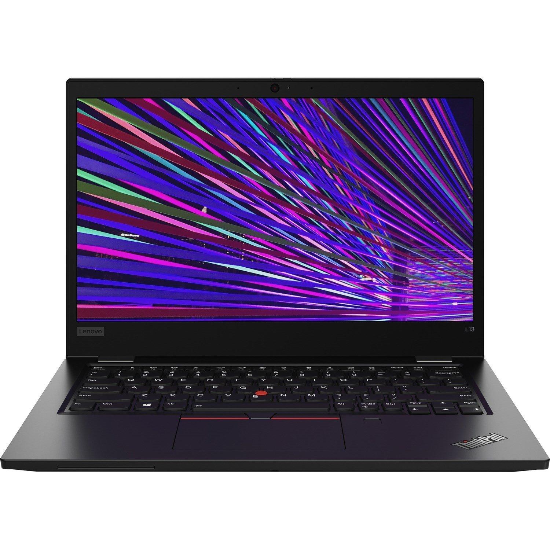 "Lenovo ThinkPad L13 20R3001QAU 33.8 cm (13.3"") Touchscreen Notebook - Full HD - 1920 x 1080 - Intel Core i5 (10th Gen) i5-10210U Quad-core (4 Core) 1.60 GHz - 8 GB RAM - 256 GB SSD - Silver"