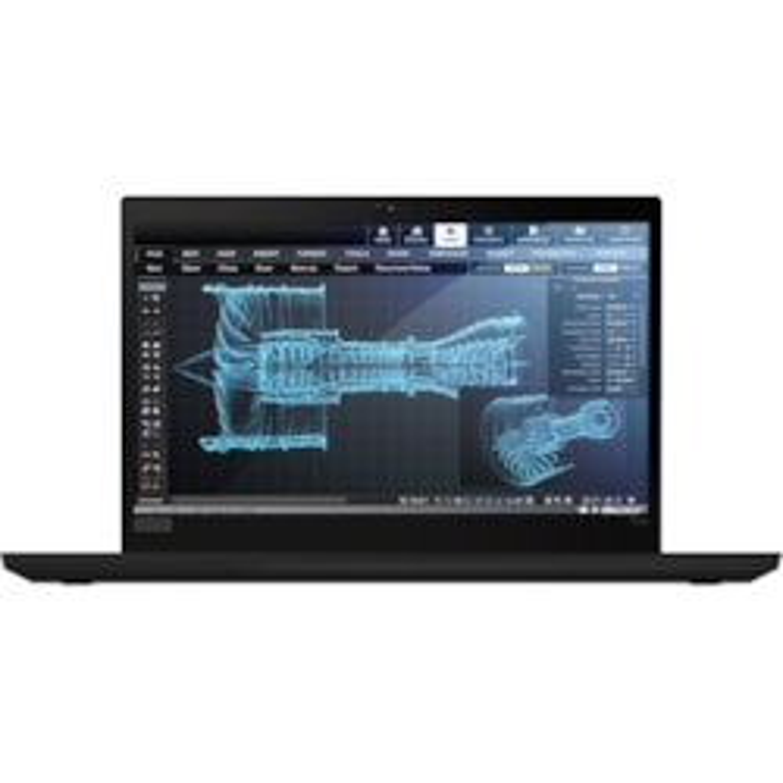 "Lenovo ThinkPad P43s 20RHS00F00 35.6 cm (14"") Mobile Workstation - 1920 x 1080 - Intel Core i7 (8th Gen) i7-8565U Quad-core (4 Core) 1.80 GHz - 16 GB RAM - 1 TB SSD - Glossy Black"