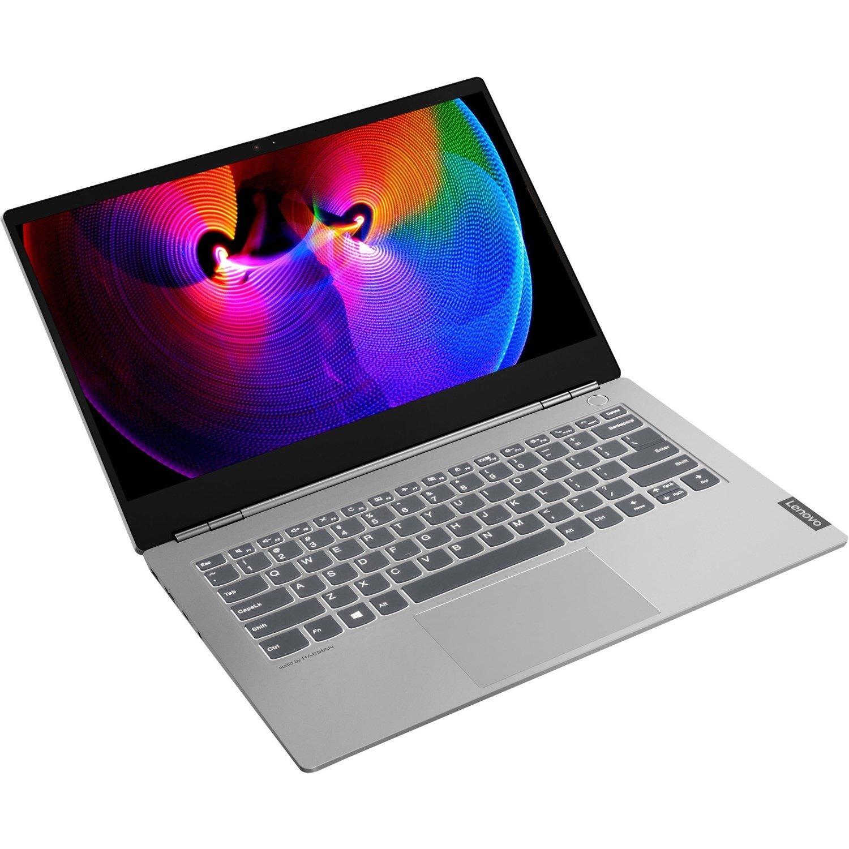 "Lenovo ThinkBook 14s-IML 20RS002CAU 35.6 cm (14"") Notebook - 1920 x 1080 - Intel Core i7 (10th Gen) i7-10510U Quad-core (4 Core) 1.80 GHz - 16 GB RAM - 256 GB SSD - Mineral Gray"