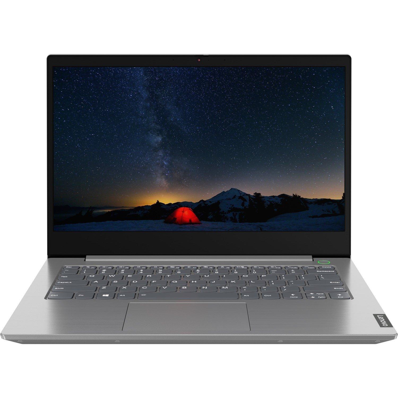 "Lenovo ThinkBook 14-IML 20RV00C1AU 35.6 cm (14"") Notebook - 1920 x 1080 - Intel Core i5 (10th Gen) i5-10210U Quad-core (4 Core) 1.60 GHz - 8 GB RAM - 512 GB SSD - Mineral Gray"