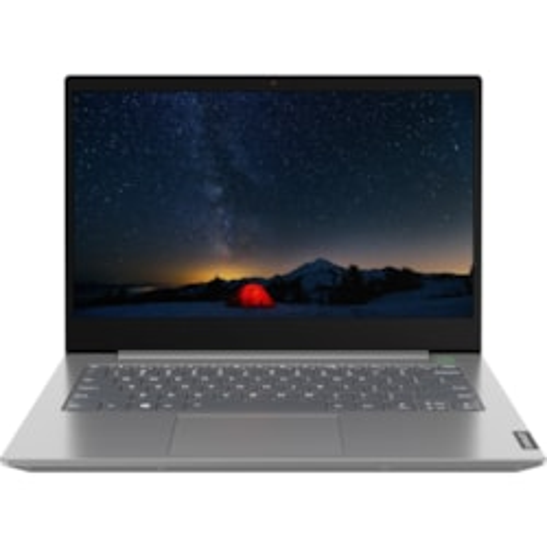 "Lenovo ThinkBook 14-IML 20RV00C3AU 35.6 cm (14"") Notebook - 1920 x 1080 - Core i5 i5-10210U - 16 GB RAM - 512 GB SSD - Mineral Gray"