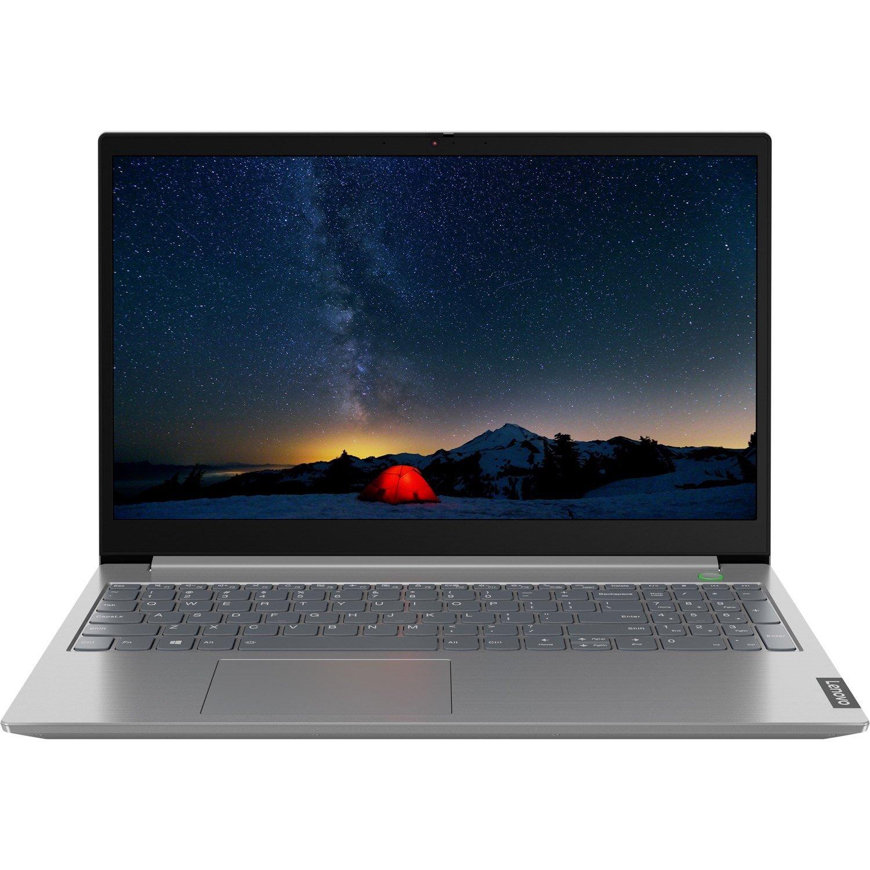 "Lenovo ThinkBook 15-IML 20RW009FAU 39.6 cm (15.6"") Notebook - 1920 x 1080 - Intel Core i7 (10th Gen) i7-10510U Quad-core (4 Core) 1.80 GHz - 16 GB RAM - 256 GB SSD - Mineral Gray"