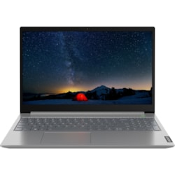 "Lenovo ThinkBook 15-IML 20RW009GAU 39.6 cm (15.6"") Notebook - 1920 x 1080 - Intel Core i7 (10th Gen) i7-10510U Quad-core (4 Core) 1.80 GHz - 16 GB RAM - 512 GB SSD - Mineral Gray"