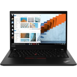 "Lenovo ThinkPad T14 Gen 1 20S0003VAU 35.6 cm (14"") Notebook - Full HD - 1920 x 1080 - Intel Core i5 (10th Gen) i5-10210U Quad-core (4 Core) 1.60 GHz - 16 GB RAM - 256 GB SSD - Black"