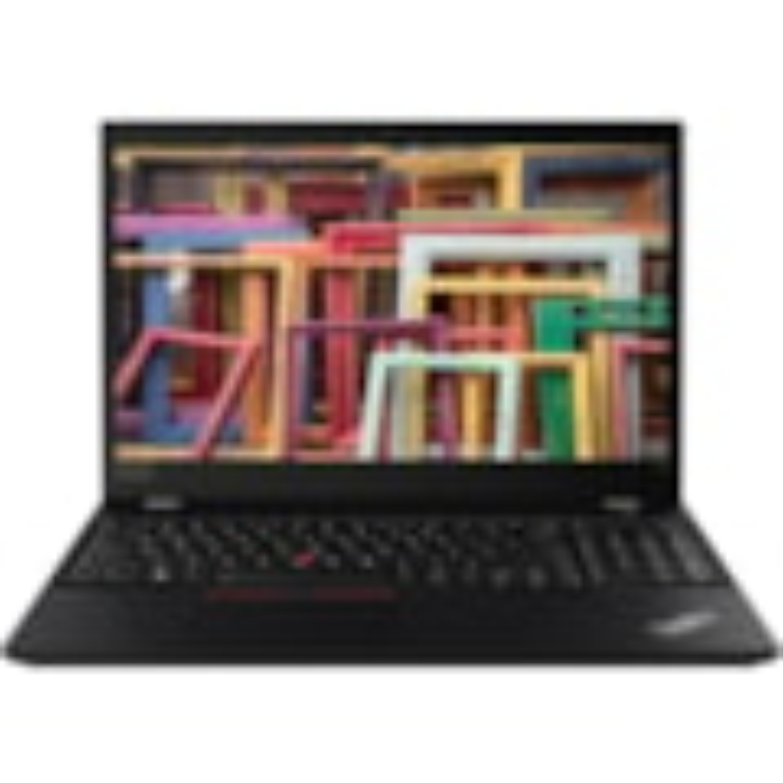 "Lenovo ThinkPad T15 Gen 1 20S60038AU 39.6 cm (15.6"") Touchscreen Notebook - Full HD - 1920 x 1080 - Intel Core i5 (10th Gen) i5-10210U Quad-core (4 Core) 1.60 GHz - 8 GB RAM - 256 GB SSD - Glossy Black"