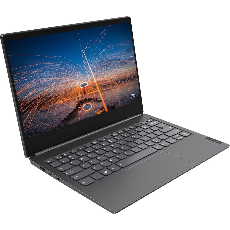 "Lenovo ThinkBook Plus 13s-IML 20TG006YAU 33.8 cm (13.3"") Notebook - Full HD - 1920 x 1080 - Intel Core i7 (10th Gen) i7-10510U Quad-core (4 Core) 1.80 GHz - 16 GB RAM - 512 GB SSD - Iron Grey"