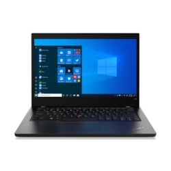 "Lenovo ThinkPad L14 Gen1 20U1001AAU 35.6 cm (14"") Notebook - Full HD - 1920 x 1080 - Intel Core i5 (10th Gen) i5-10210U Quad-core (4 Core) 1.60 GHz - 16 GB RAM - 512 GB SSD - Black"