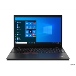 "Lenovo ThinkPad L15 Gen1 20U3000YAU 39.6 cm (15.6"") Notebook - Full HD - 1920 x 1080 - Intel Core i5 (10th Gen) i5-10210U Quad-core (4 Core) 1.60 GHz - 8 GB RAM - 256 GB SSD - Black"