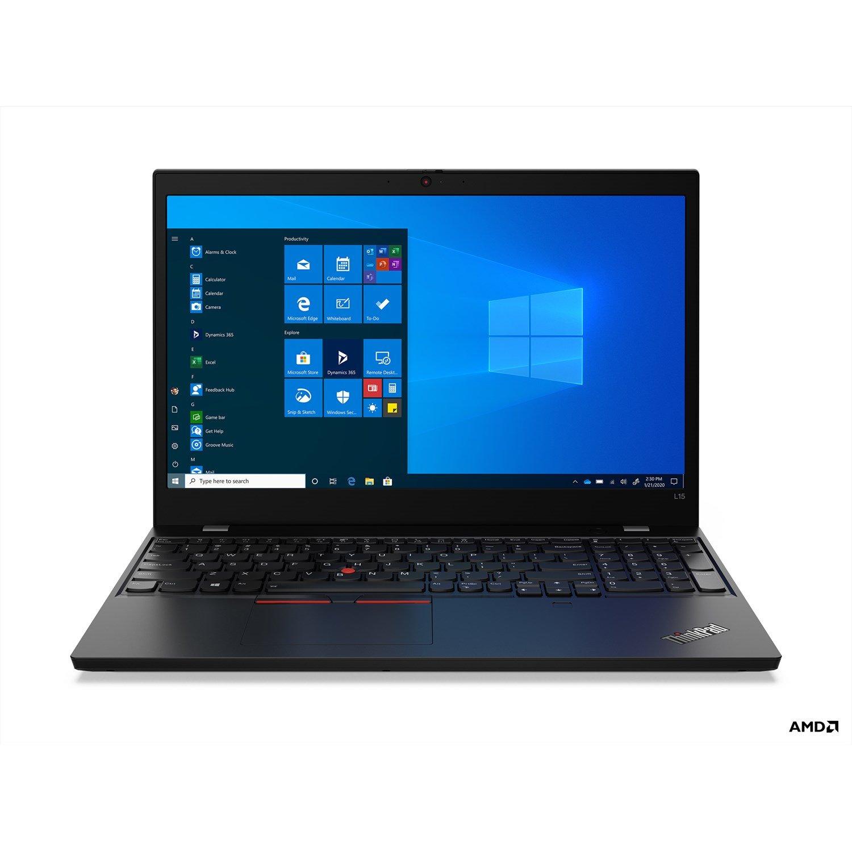 """Lenovo ThinkPad L15 Gen1 20U30013AU 39.6 cm (15.6"""") Notebook - Full HD - 1920 x 1080 - Intel Core i7 (10th Gen) i7-10510U Quad-core (4 Core) 1.80 GHz - 8 GB RAM - 256 GB SSD - Black"""