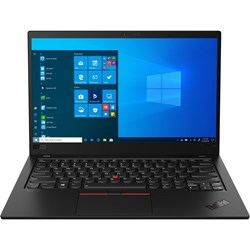 "Lenovo ThinkPad X1 Carbon 8th Gen 20U9004WAU 35.6 cm (14"") Ultrabook - Full HD - 1920 x 1080 - Intel Core i5 (10th Gen) i5-10210U Quad-core (4 Core) 1.60 GHz - 8 GB RAM - 512 GB SSD - Black"