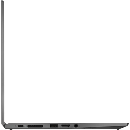 "Lenovo ThinkPad X1 Yoga Gen 5 20UB0036AU 35.6 cm (14"") Touchscreen 2 in 1 Notebook - Full HD - 1920 x 1080 - Intel Core i5 (10th Gen) i5-10210U Quad-core (4 Core) 1.60 GHz - 8 GB RAM - 256 GB SSD - Iron Grey"