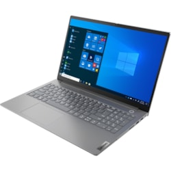 "Lenovo ThinkBook 15 G2 ITL 20VE002BAU 39.6 cm (15.6"") Notebook - Full HD - 1920 x 1080 - Intel Core i7 (11th Gen) i7-1165G7 Quad-core (4 Core) 2.80 GHz - 8 GB RAM - 512 GB SSD - Mineral Gray"