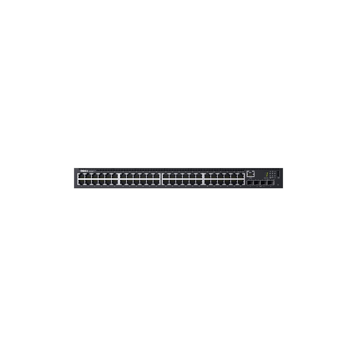 Buy Dell N1548 48 Ports Manageable Ethernet Switch
