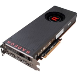Sapphire Radeon RX Vega 56 Graphic Card - 1.16 GHz Core - 1.47 GHz Boost Clock - 8 GB HBM2 - Dual Slot Space Required