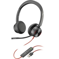 Plantronics Blackwire BW8225 Wired Over-the-head Stereo Headset