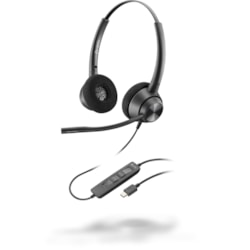 Plantronics EncorePro 310 Wired Over-the-head Mono Headset