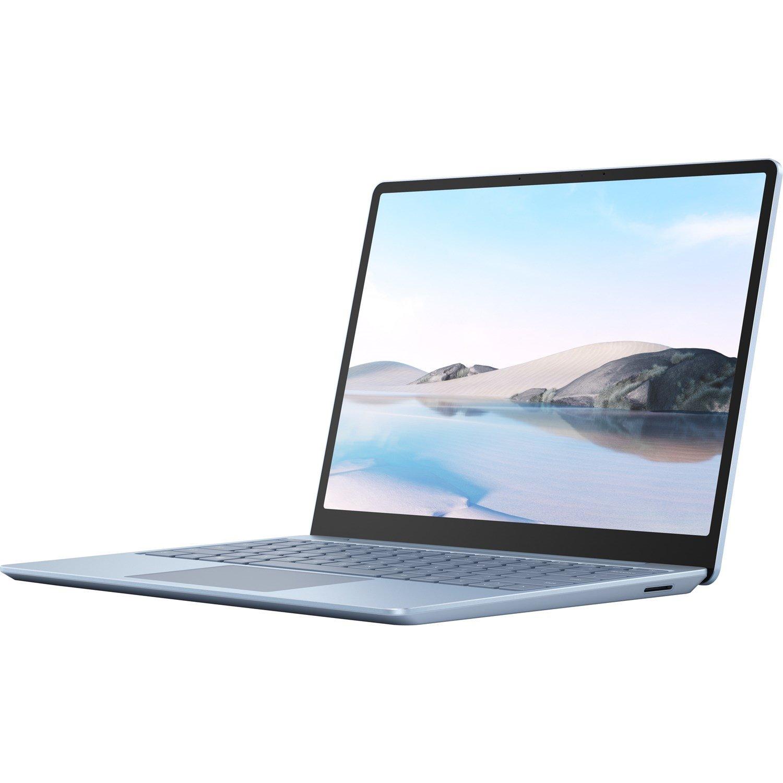 "Microsoft Surface Laptop Go 31.5 cm (12.4"") Touchscreen Notebook - 1536 x 1024 - Intel Core i5 (10th Gen) i5-1035G1 1 GHz - 8 GB RAM - 128 GB SSD - Ice Blue"