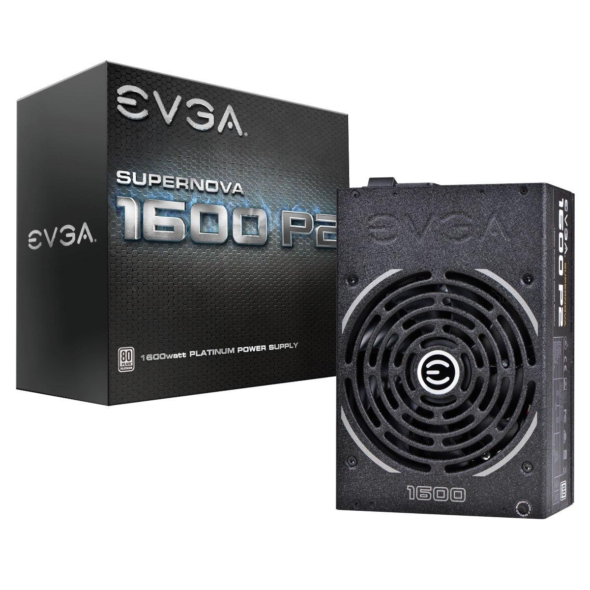 EVGA SuperNOVA 1600 P2 ATX12V/EPS12V Modular Power Supply - 1.60 kW