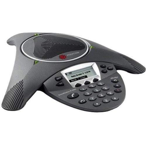 Polycom Soundstation Ip 6000 Conference Phone, Poe