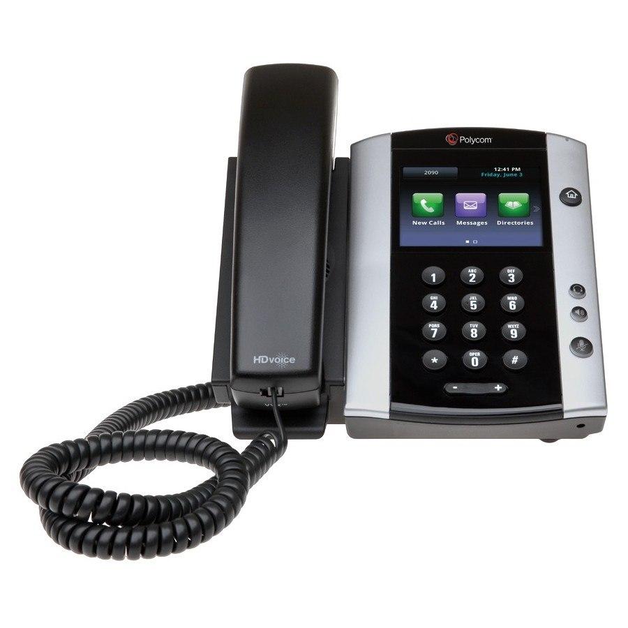 Polycom VVX 500 IP Phone - Wall Mountable