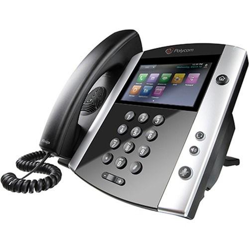 Polycom VVX 600 IP Phone - Desktop