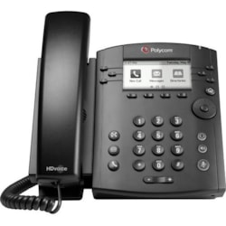 Polycom VVX 301 IP Phone - Desktop