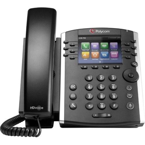 Polycom VVX 411 IP Phone - Desktop