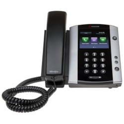 Poly VVX 501 IP Phone - Wall Mountable