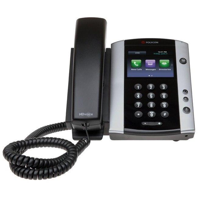 Polycom VVX 501 IP Phone - Wall Mountable