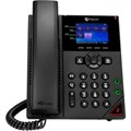 Polycom 250 IP Phone - Corded - Corded - Wall Mountable, Desktop