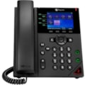 Poly 350 IP Phone - Corded - Corded - Wall Mountable, Desktop - TAA Compliant