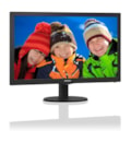 "Philips V-line 223V5LHSB2 54.6 cm (21.5"") LED LCD Monitor - 16:9 - 5 ms"