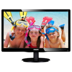 "Philips V-line 226V4LAB 21.5"" LED LCD Monitor"